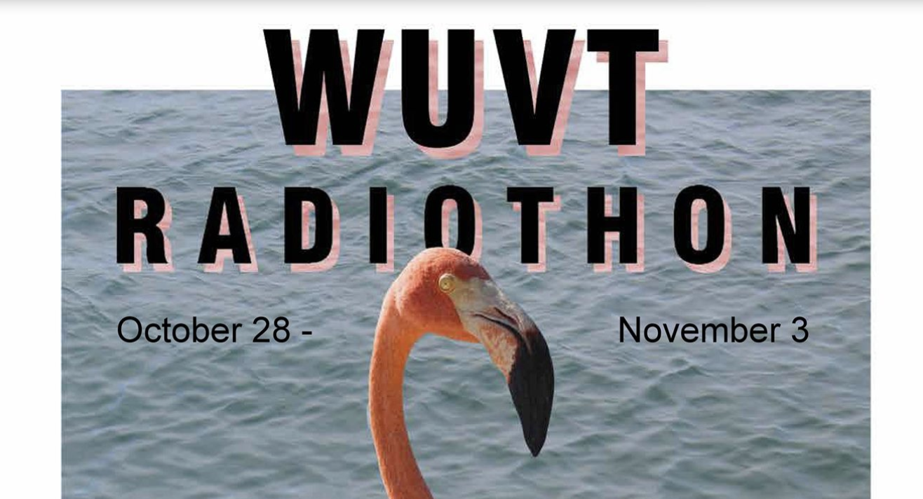 Fall 2019 WUVT Radiothon Preview