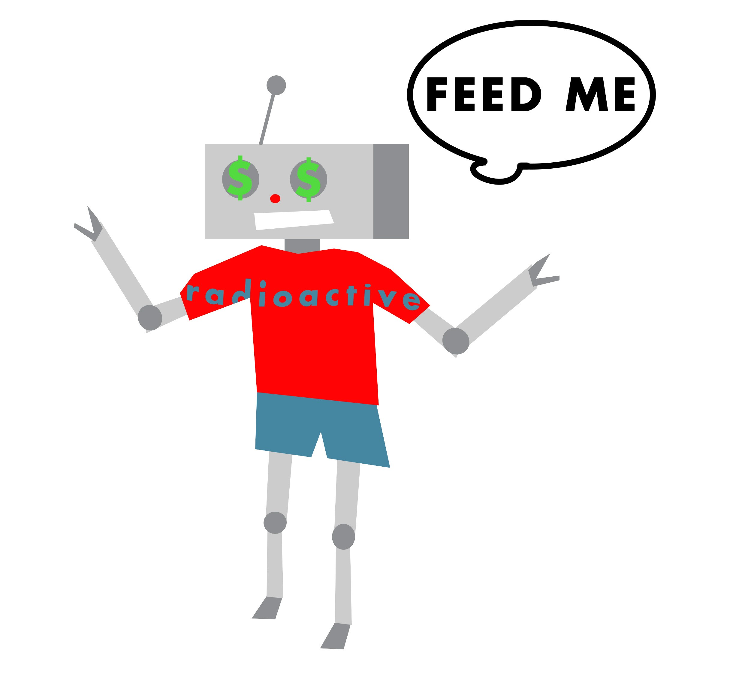 FEED ME graphic